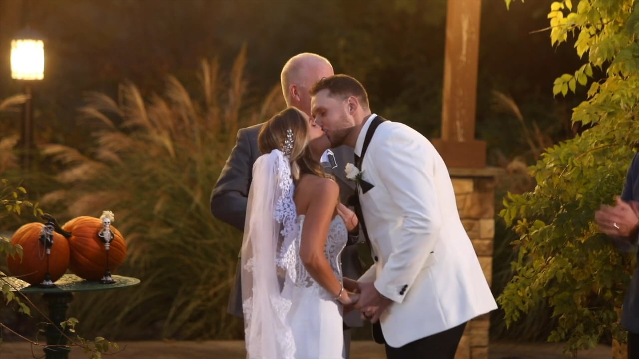 Villa Borghese Highlights- 70 Widmer Rd, Wappingers Falls, NY 12590 - Courtney & Cole's Wedding Day