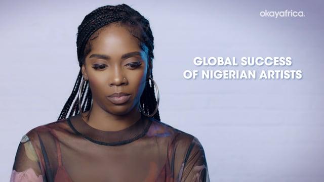 OkayAfrica - Moments With Tiwa Savage
