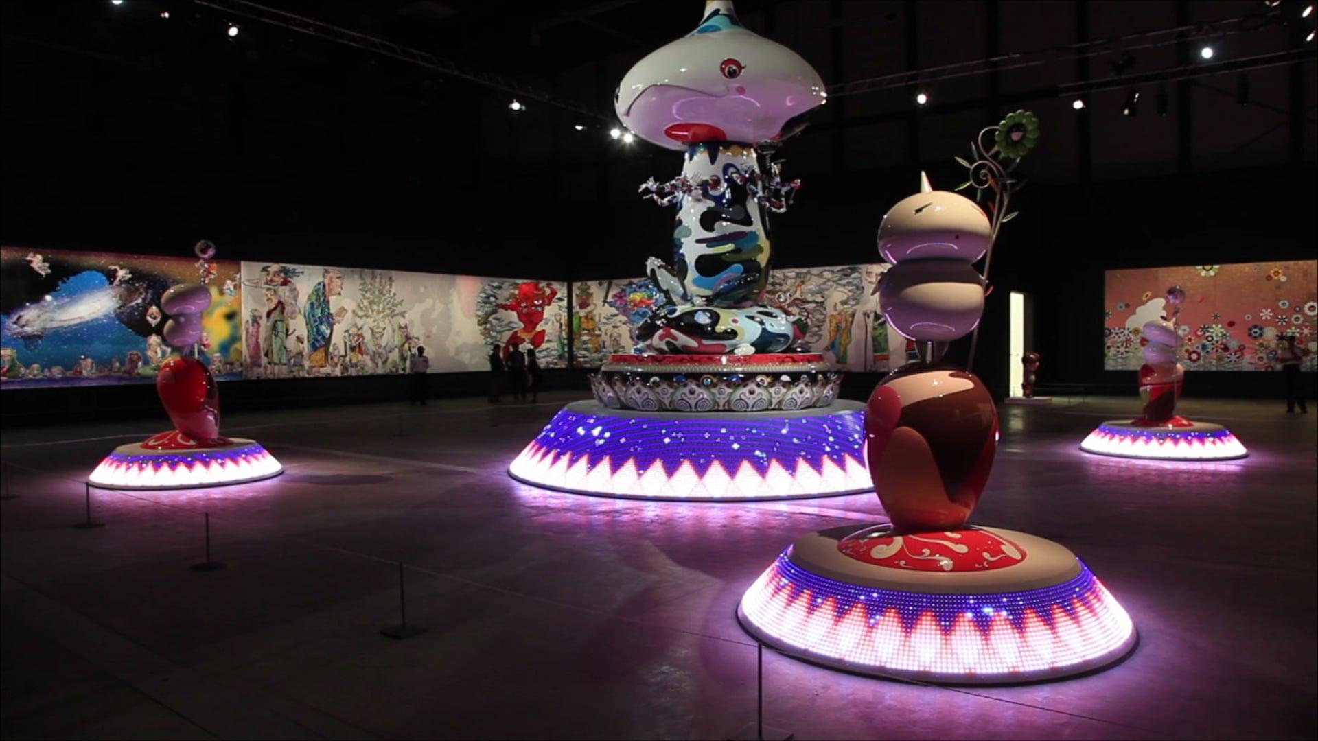Takashi Murakami - Ego Exhibition