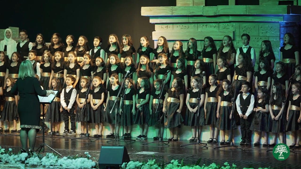 The International School of Choueifat - Sabis   The Arabic Choir Trailer