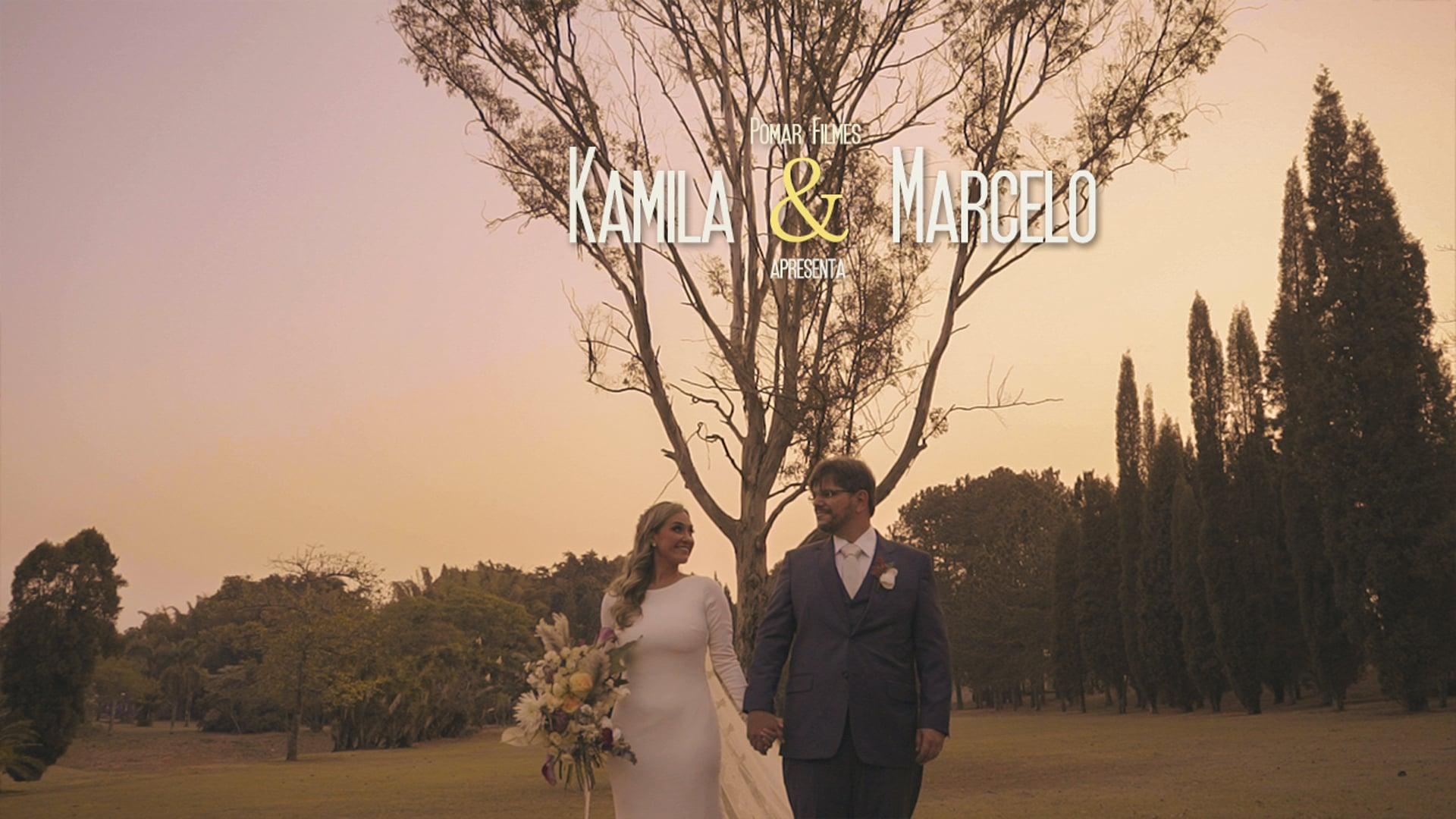 KAMILA E MARCELO