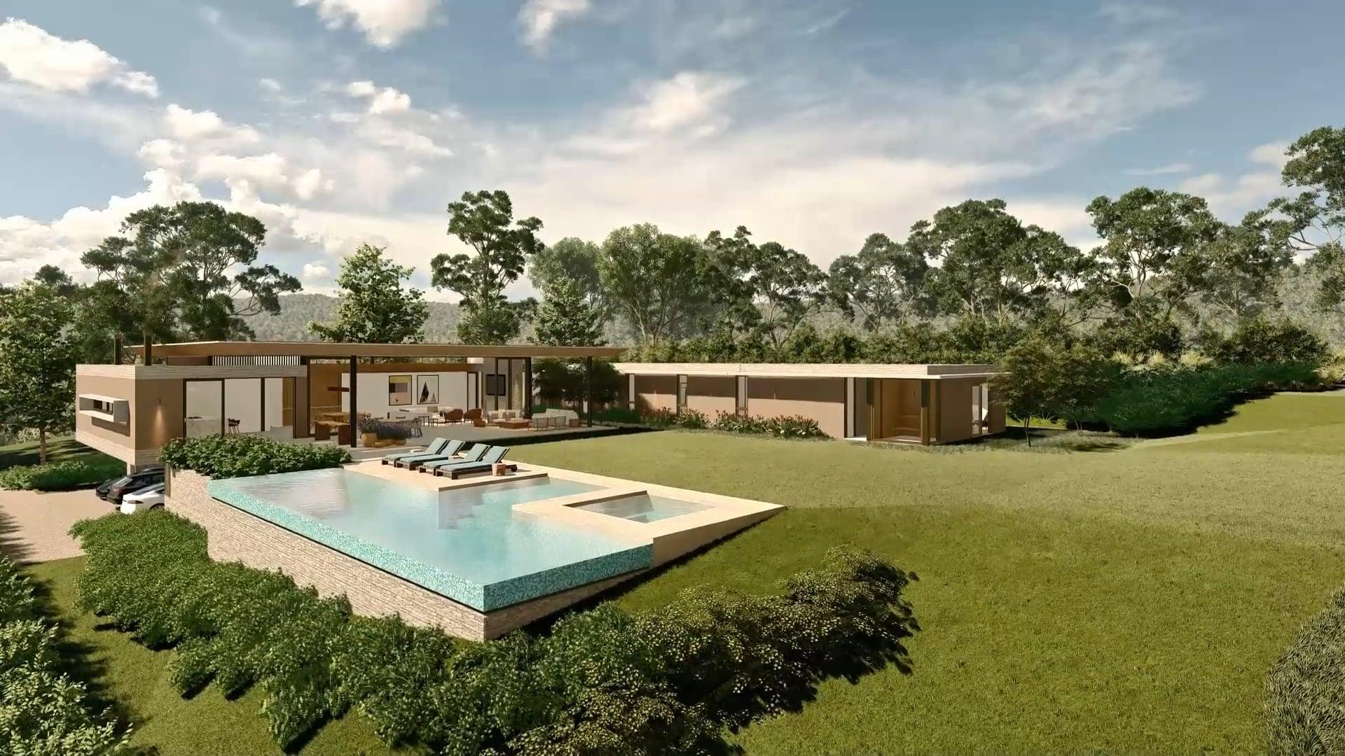 Gálvez & Márton Arquitetura + Bonavita - Quinta da Baroneza - Quadra S2 Lote 7