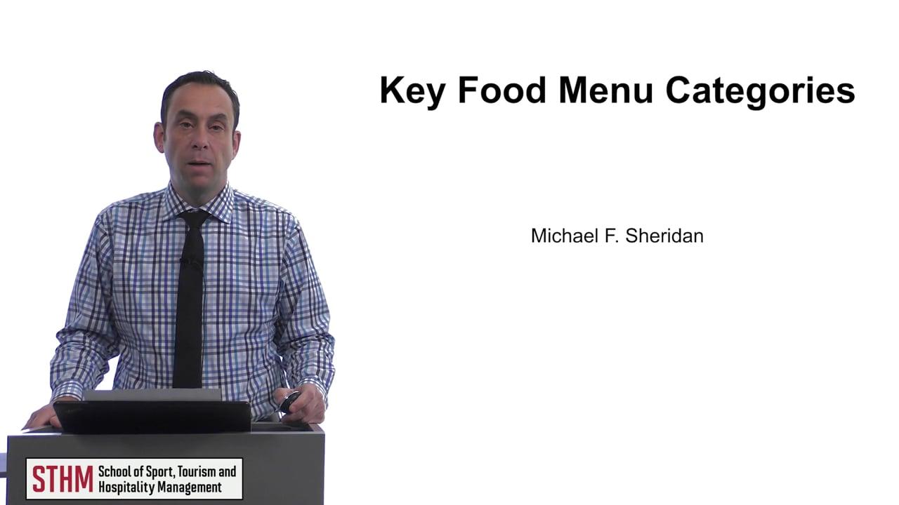 61647Key Food Menu Categories