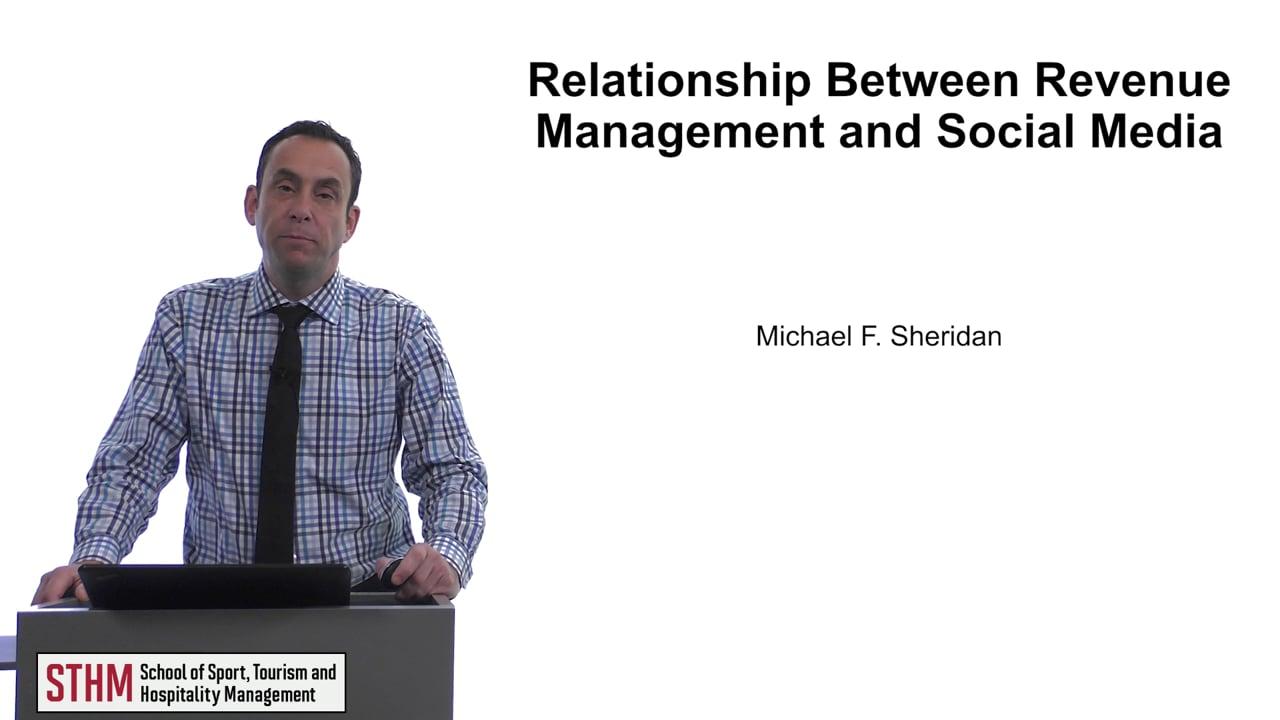 61649Relationship Between Revenue Management and Social Media