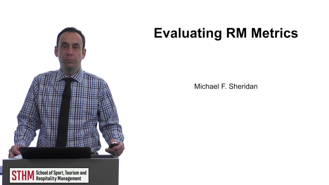 61650Evaluating RM Metrics