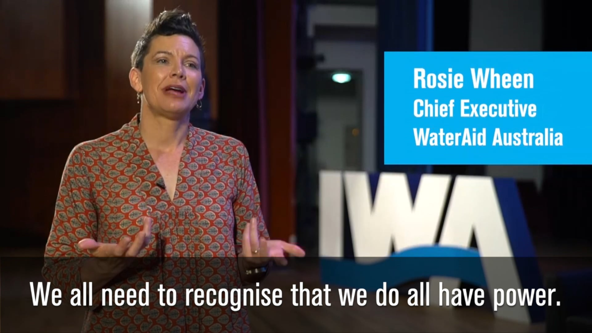 Rosie Wheen: The Importance of Storytelling