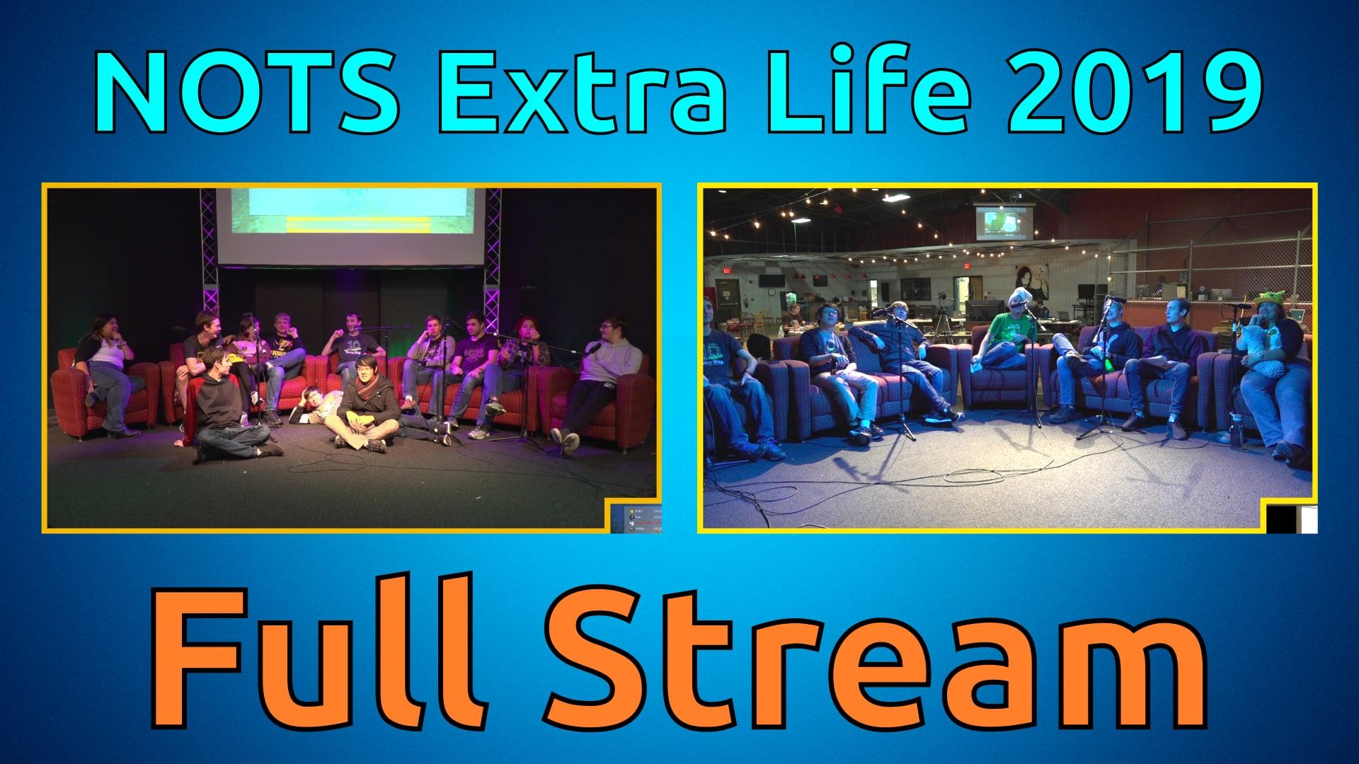 Extra Life 2019 (Full Recording) - Part 2
