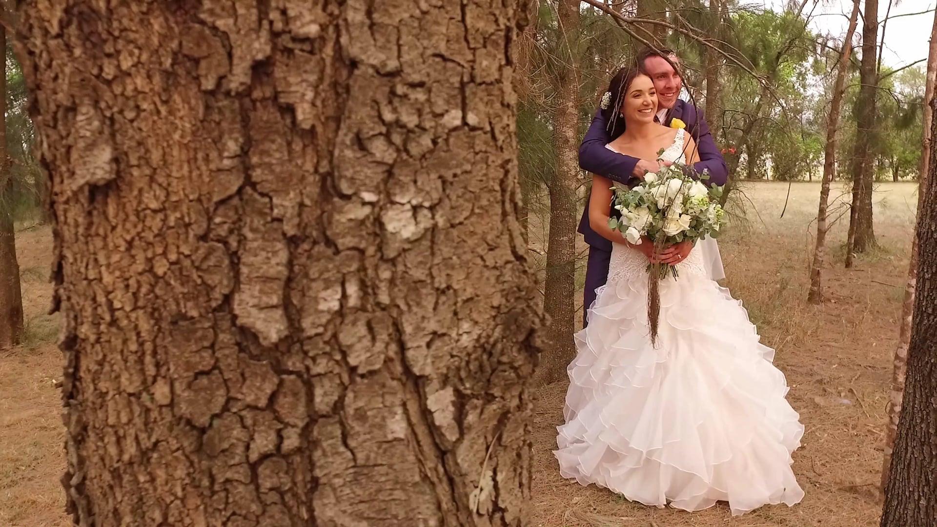 Erika & Cameron Wedding Highlights