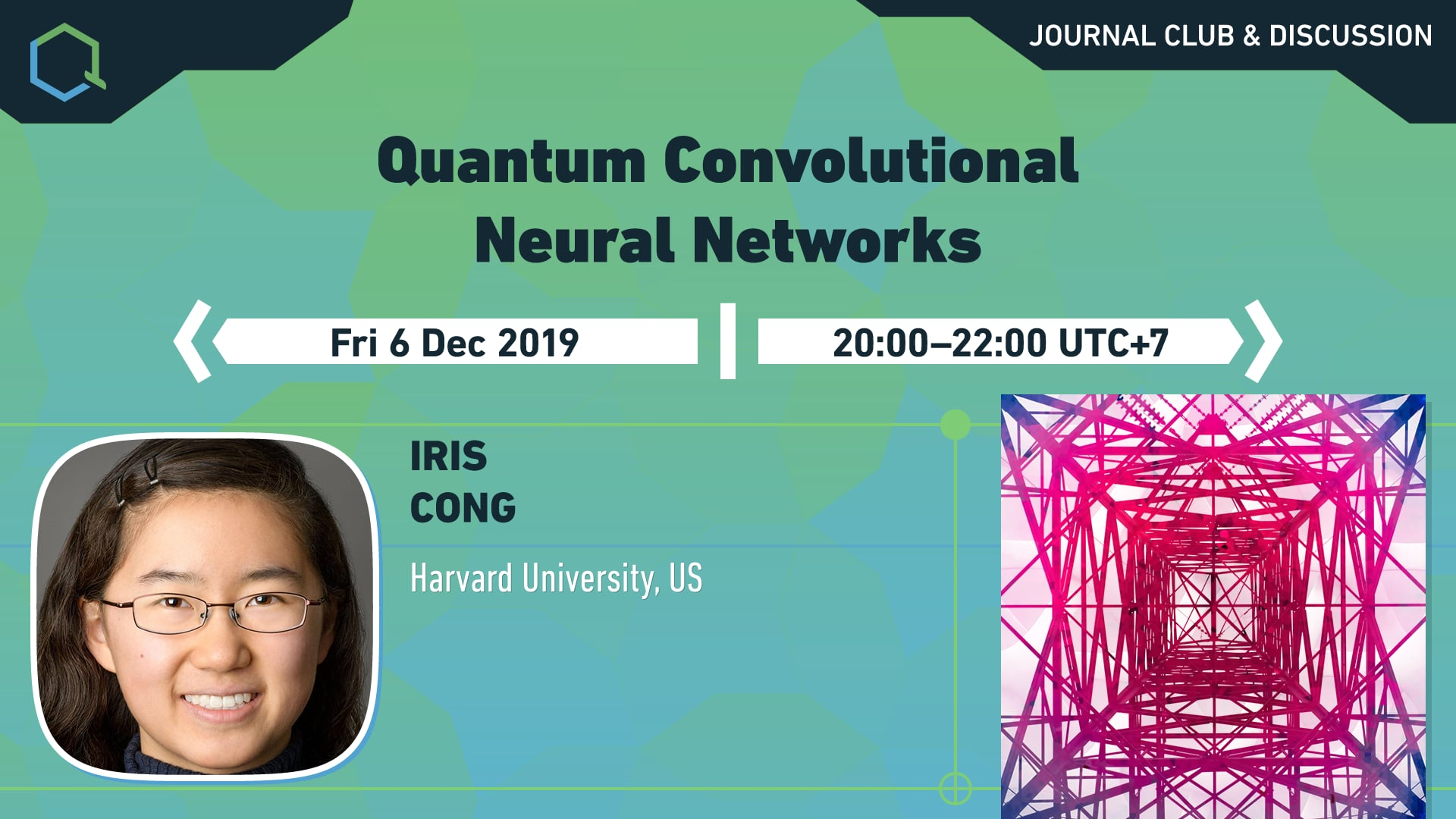 Quantum Convolutional Neural Network