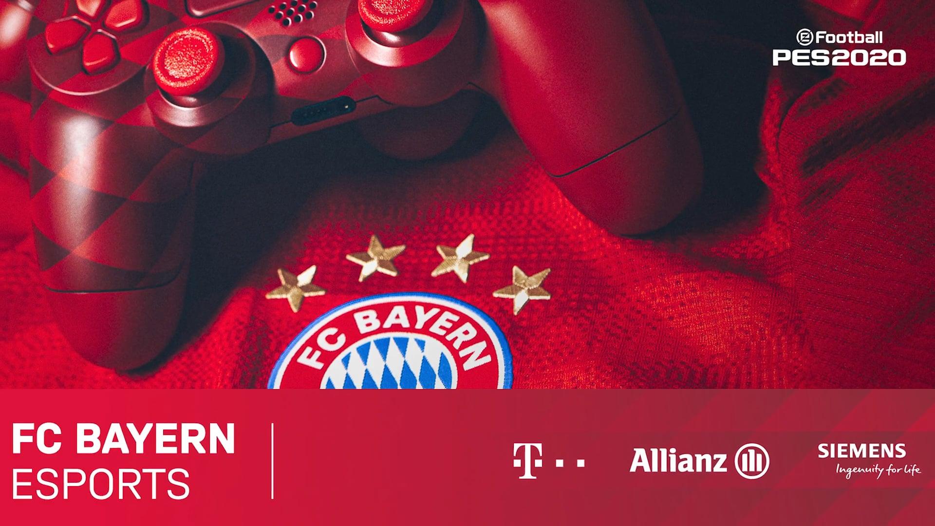 FC Bayern ESports - PES2020