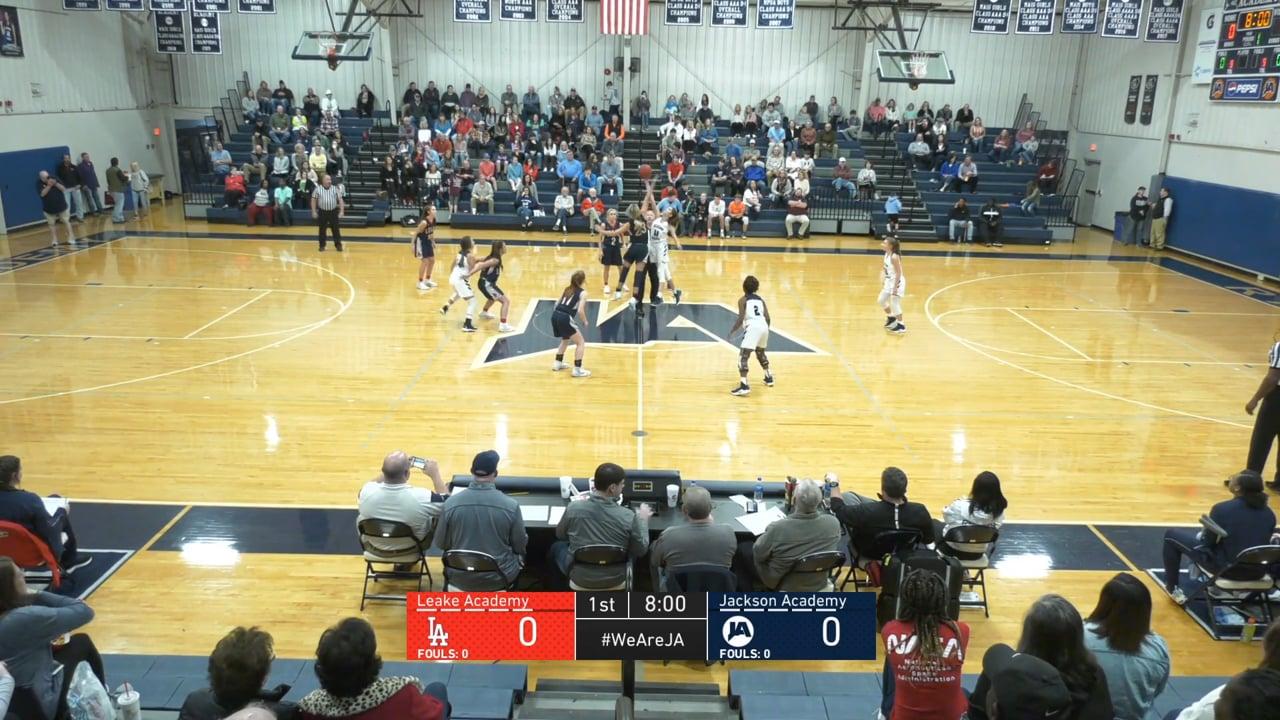Varsity Girls Basketball-2019-Dec 7-Leake