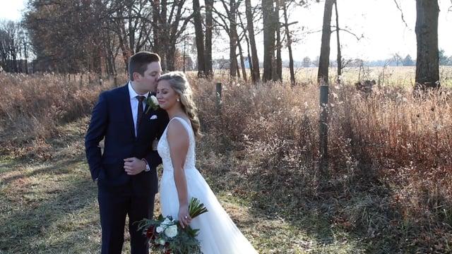 Renée & James Wedding Day Finale