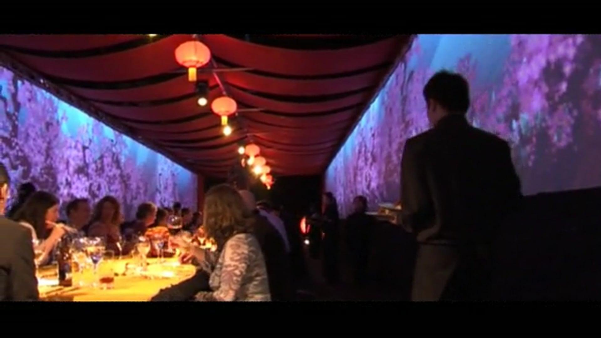 Tiger Beer Banquet