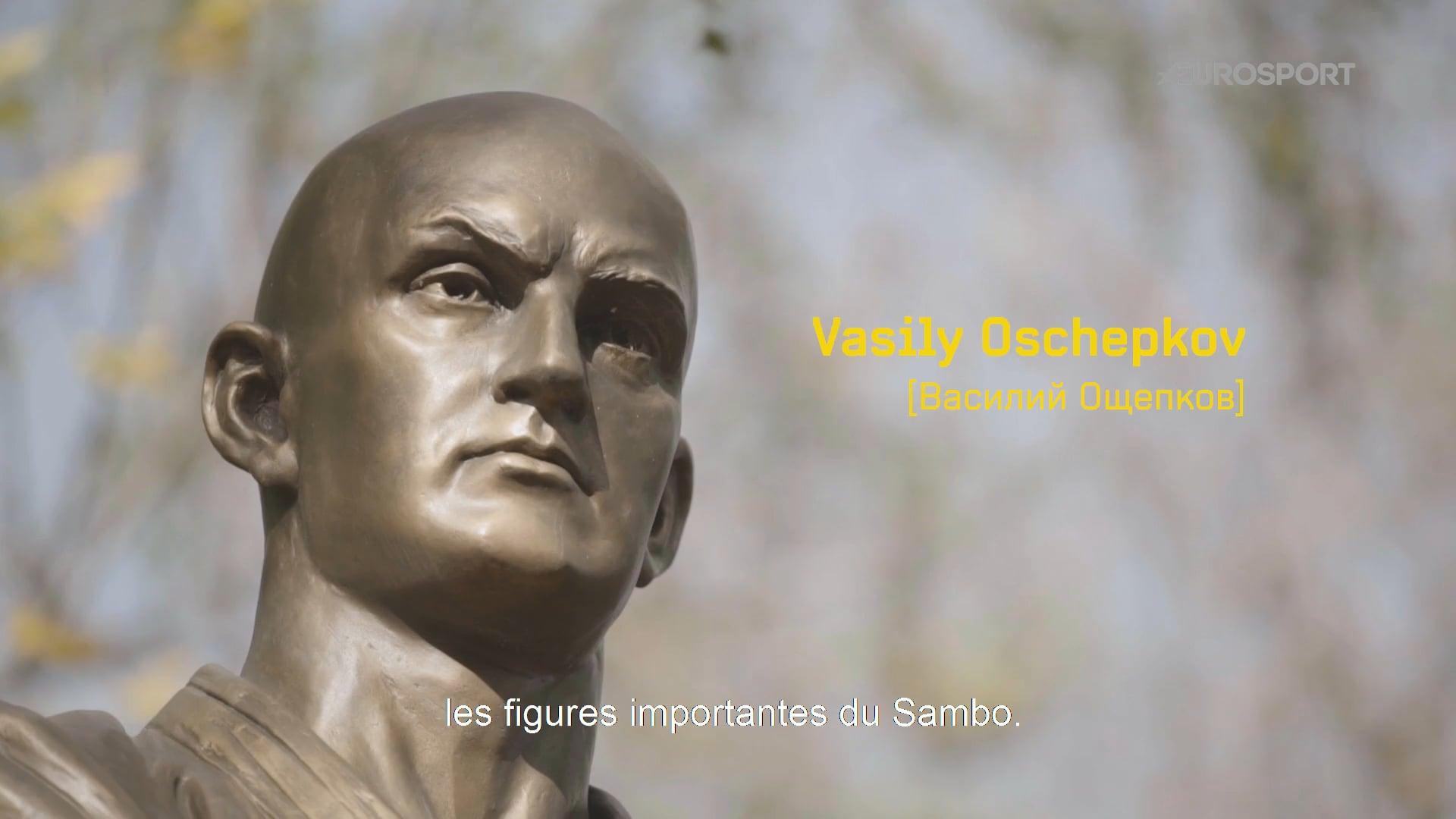 EUROSPORT - SPORT ORIGINS : SAMBO