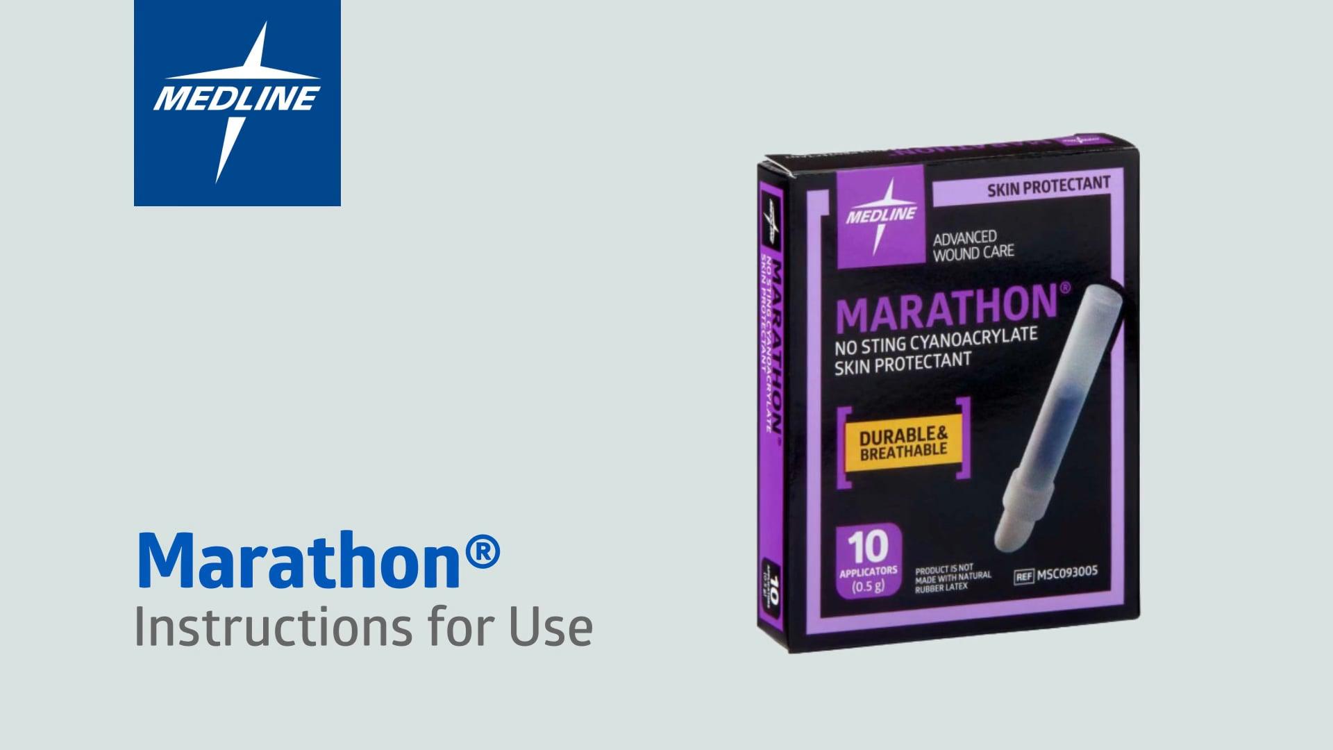 Marathon Application Video