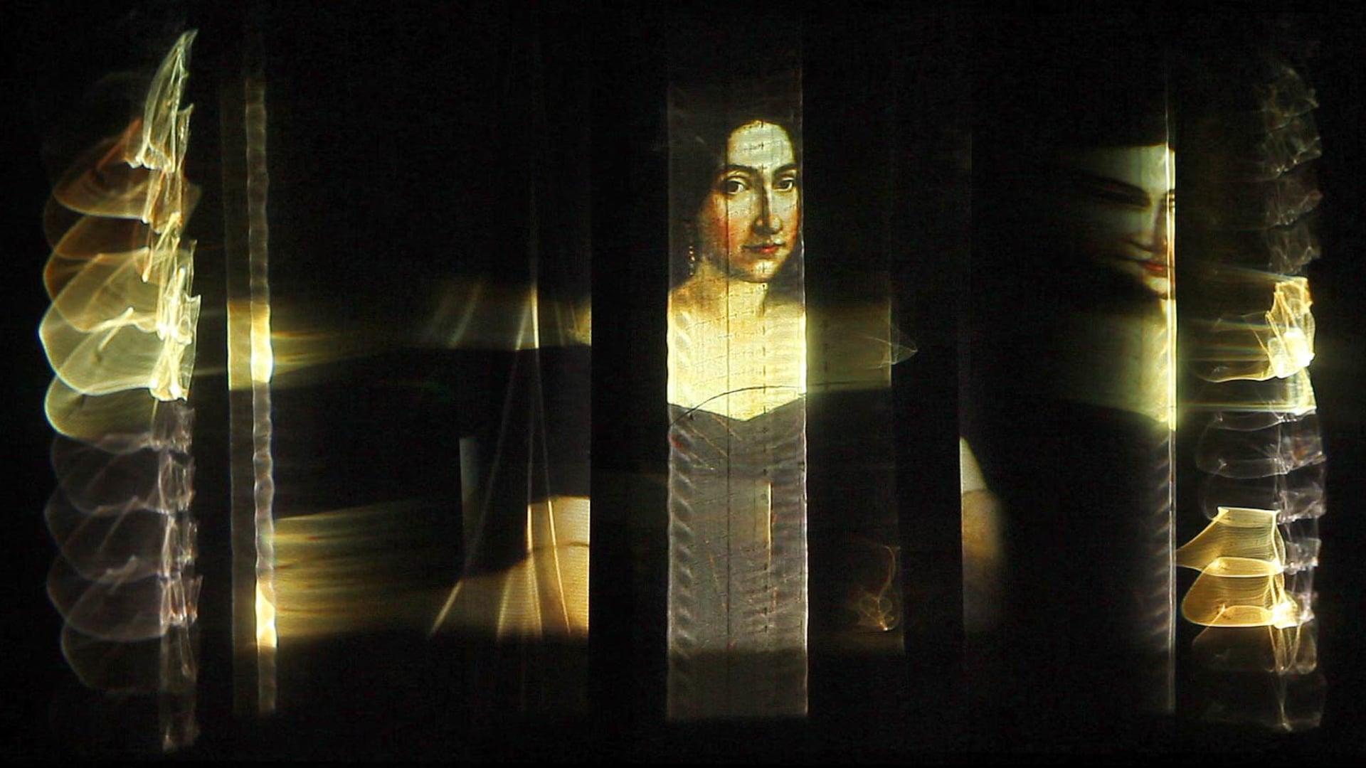 Vanessa Hafenbrädl in Glas