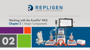 Tutorial: Working with the KrosFlo® KR2i | Chapter 2: Major Components