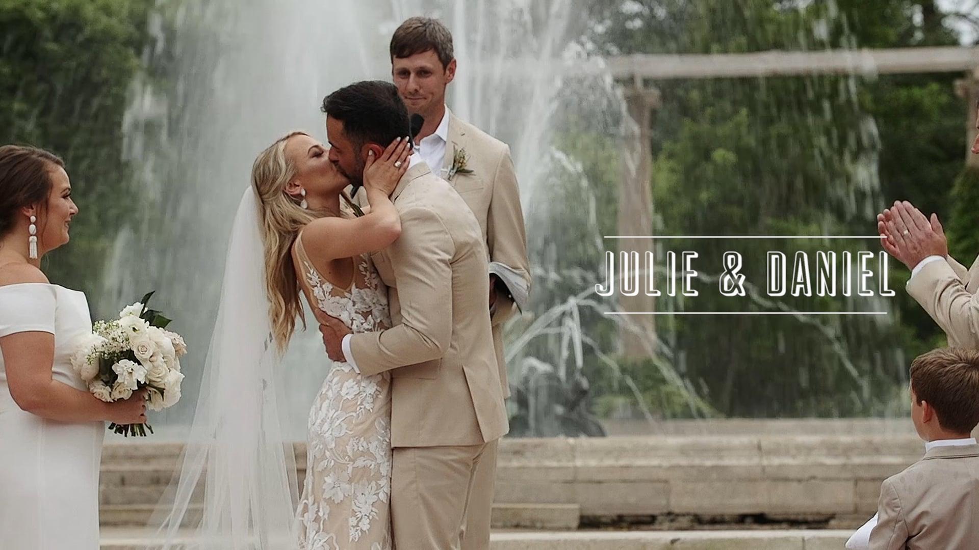 Julie   Daniel / Gorgeous New Orleans Wedding / City Park