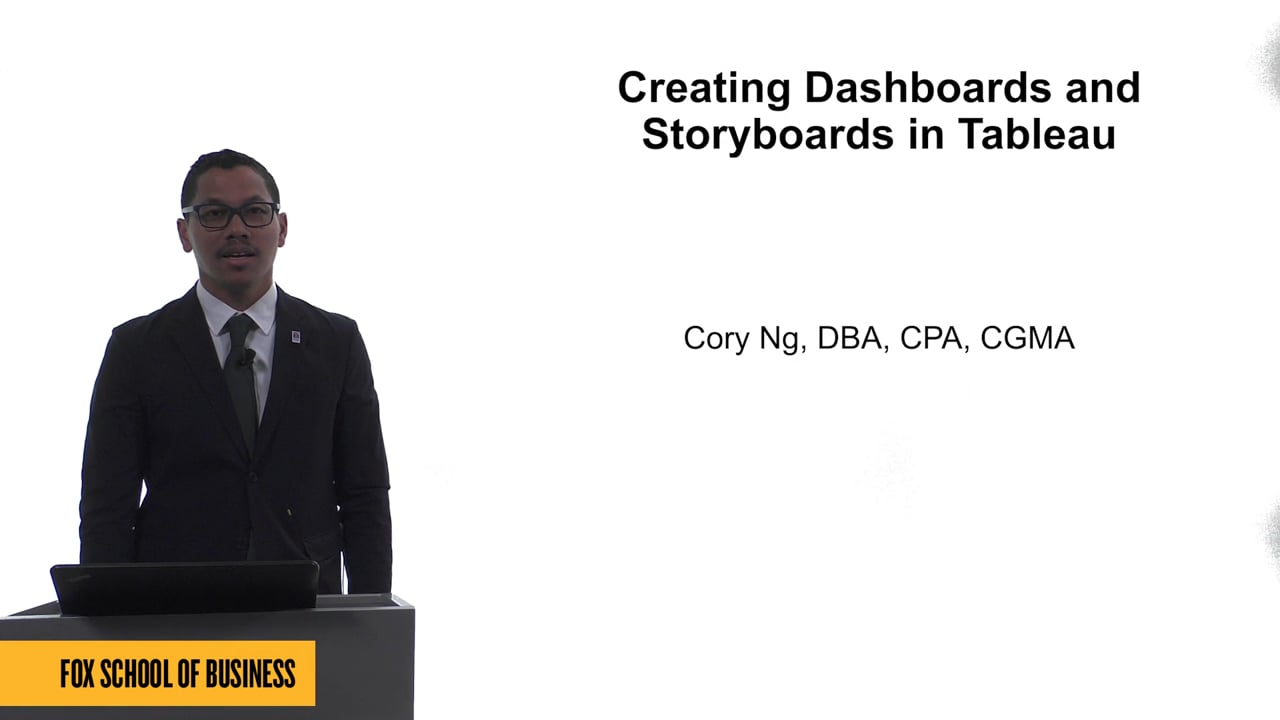 61676Creating Dashboards and Storyboards in Tableau