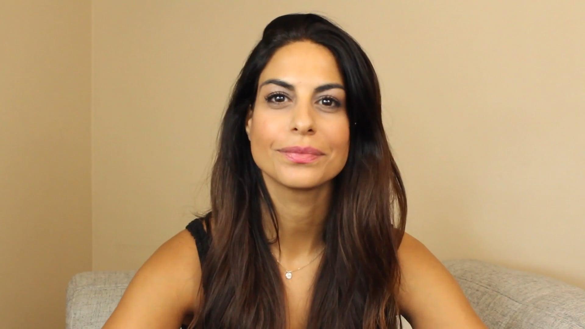 Tanya Katchouni Actress (The Arrangement) - Testimonial