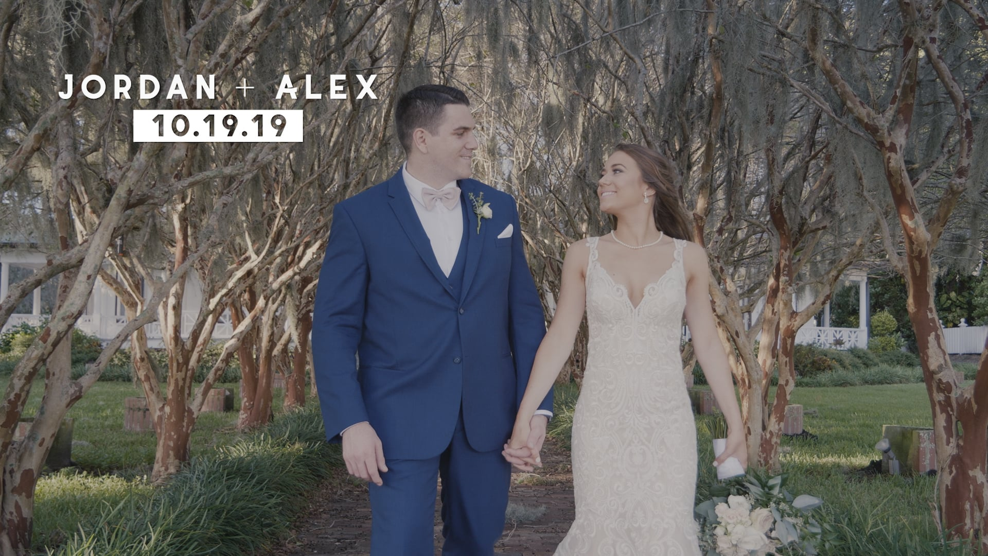 Jordan + Alex | Palmetto Riverside Bed & Breakfast Wedding | Florida