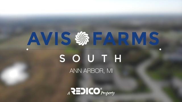 Redico - Avis Farms South-Ann Arbor, Michigan - Commercial Real Estate Drone Video