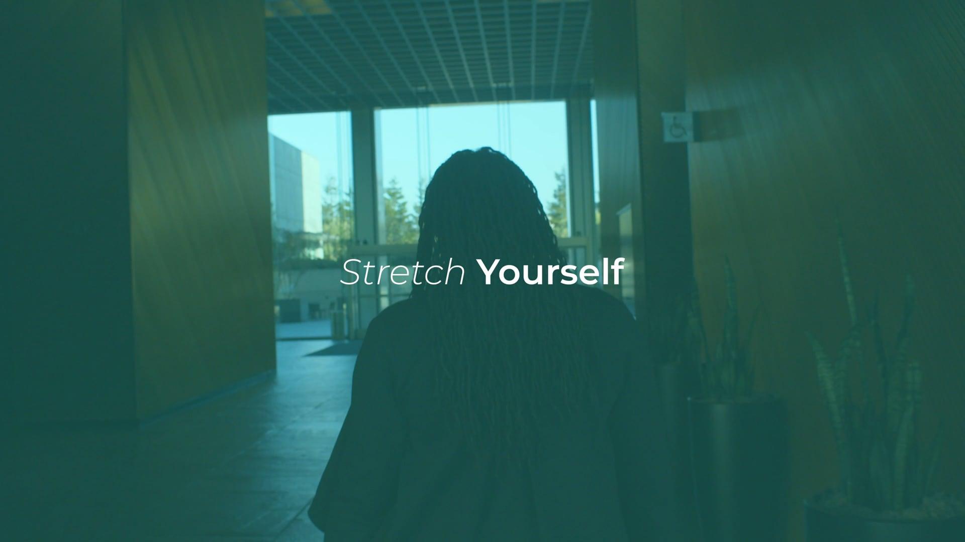Stretch Yourself // Kaiser Permanente