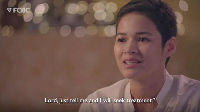 Baptism Testimony of Jessica Manilay