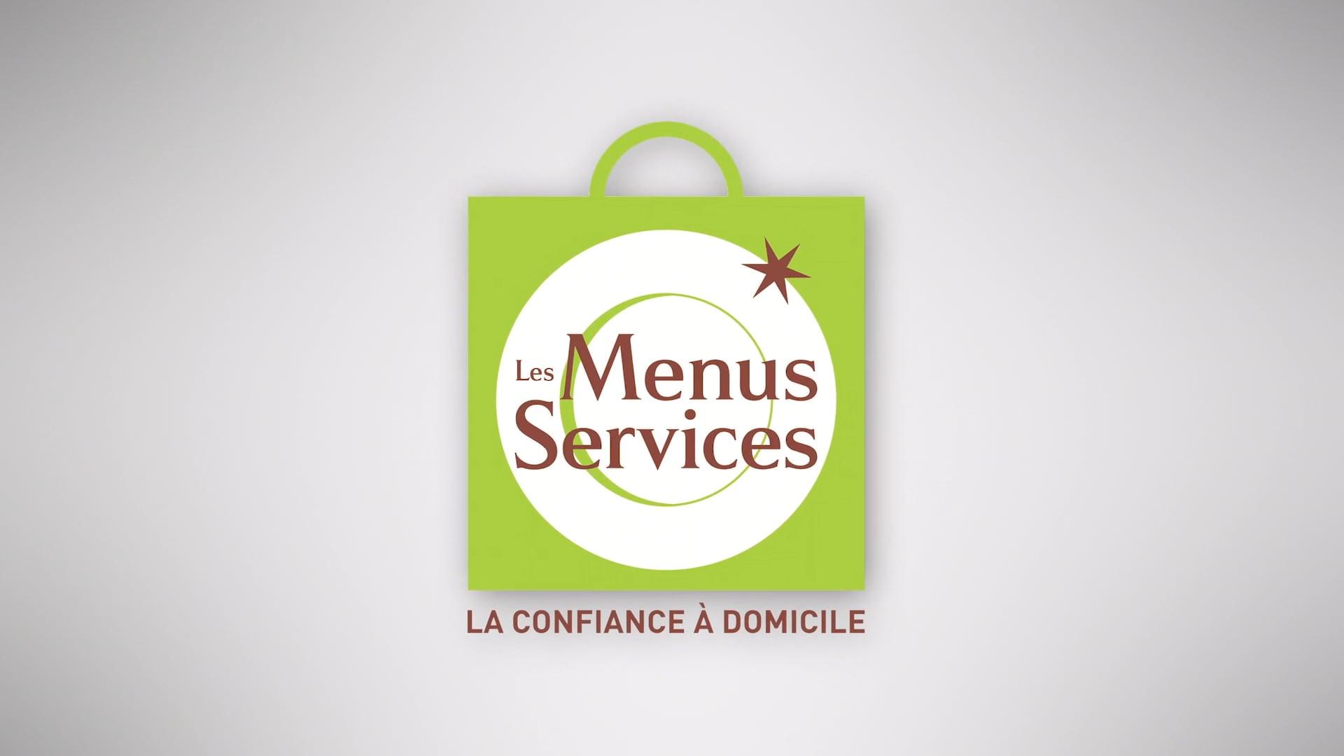 Présentation des Menus Services