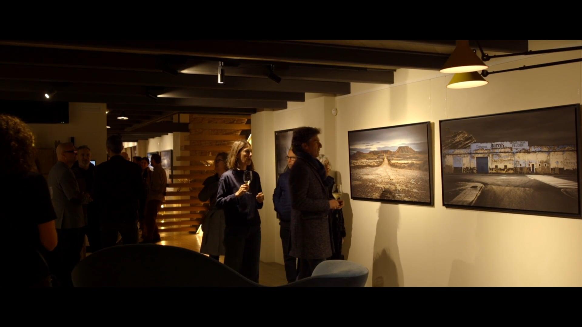 Inauguración Exposición (The Room Studio)