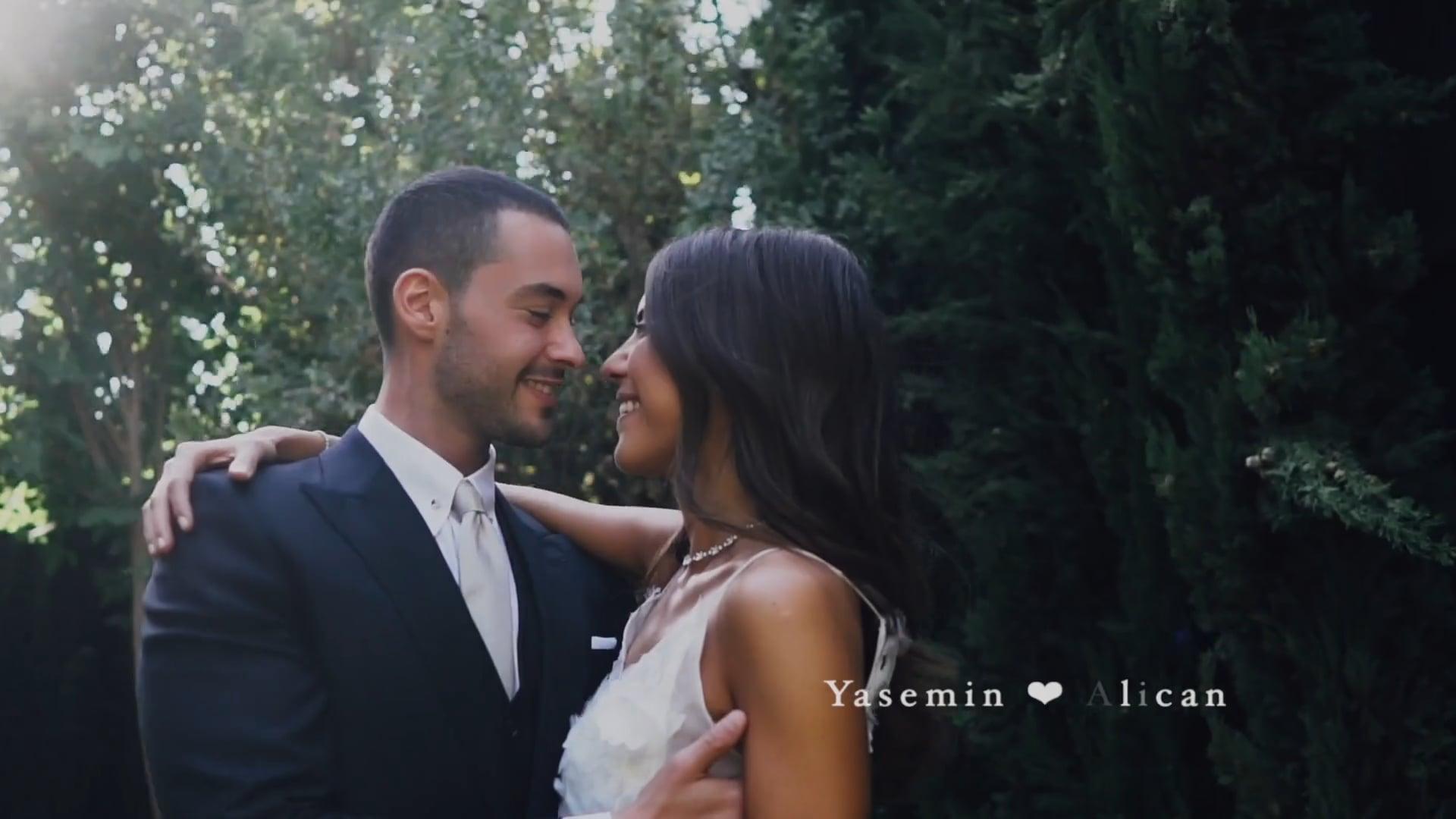 Yasemin & Alican - Wedding Film