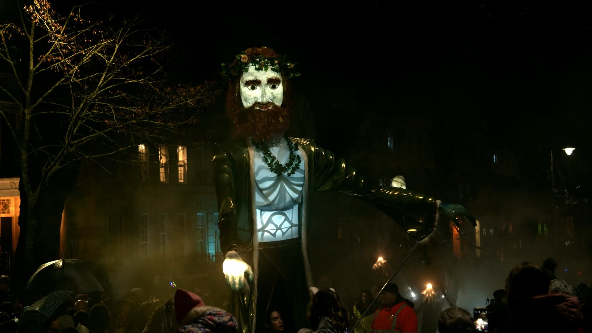 3 Ghosts Show Cheltenham Christmas 2019