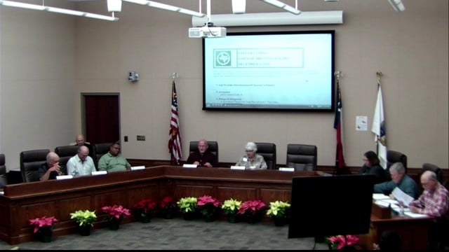 12-9-19 Council Meeting
