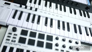 Mini klawiatury sterujące MIDI (odcinek 2 z 9)