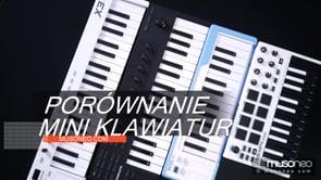 Mini klawiatury sterujące MIDI (odcinek 1 z 9)