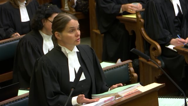 Ontario Court Of Appeal Tues. April 16, 2019