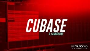 Launchpad jako sterownik DAW dla Cubase