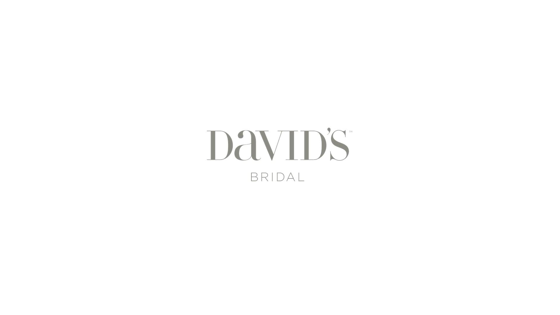 David's Bridal Spring 15'