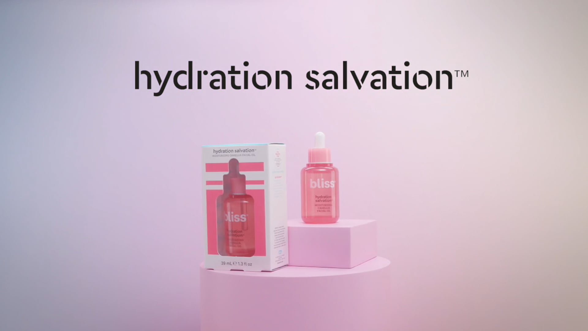 Bliss Hydration Salvation