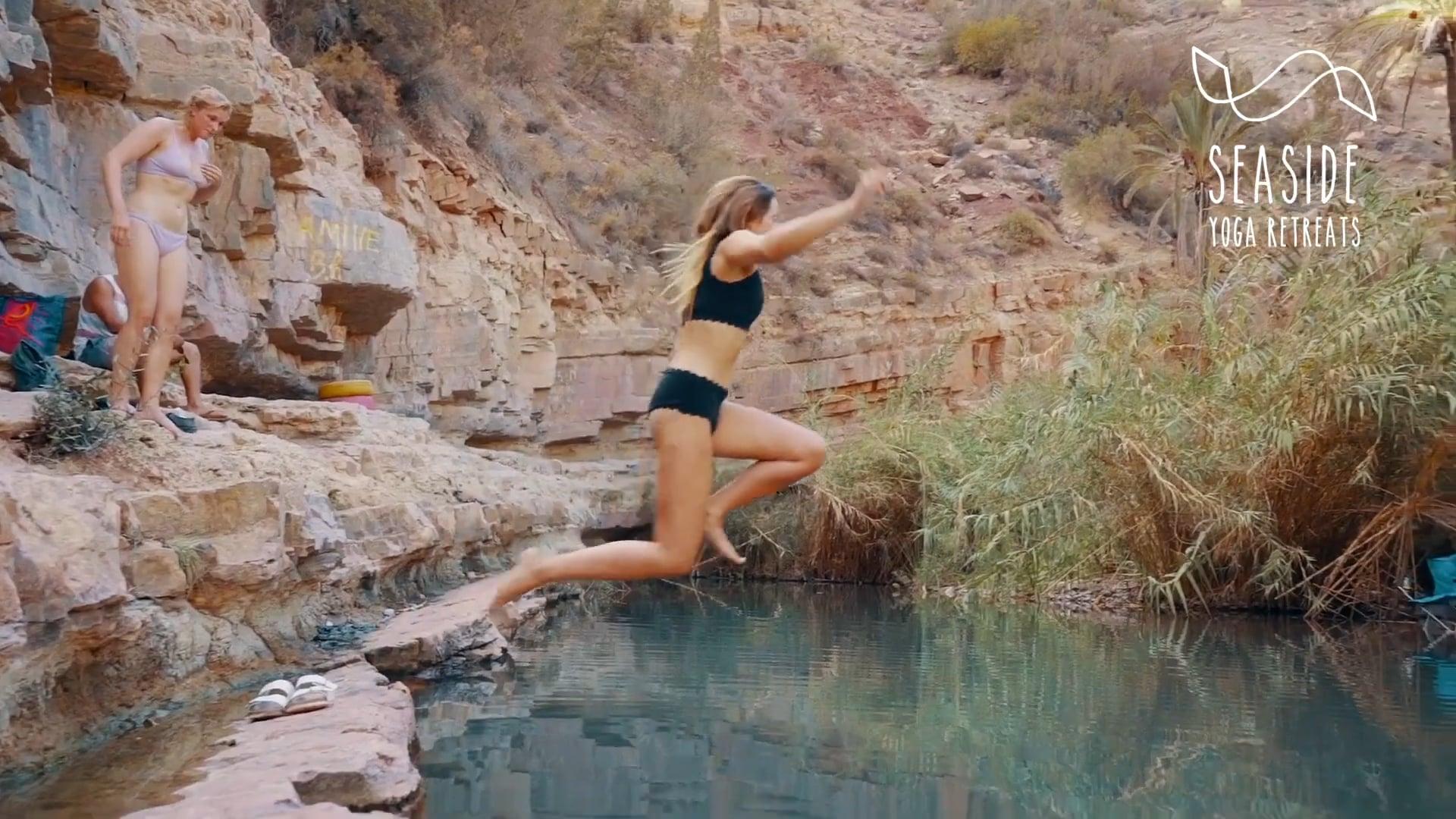 Yoga & Surf Retreat Marokko