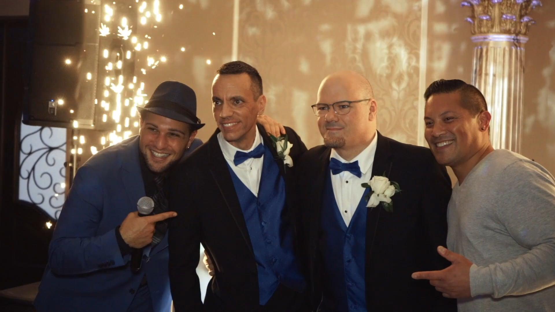 Rob & Kevin's Wedding