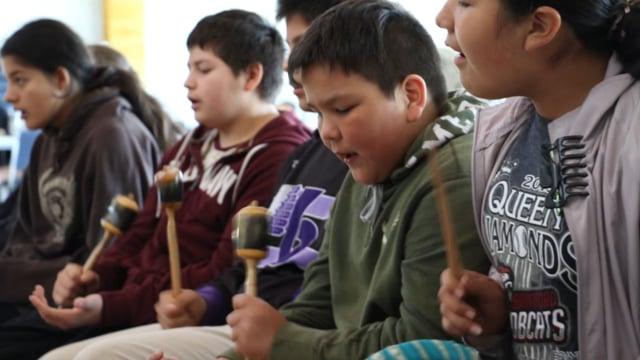 Traditional Games and Physical Literacy Mentorship | Kawenni:io/Gaweni:yo