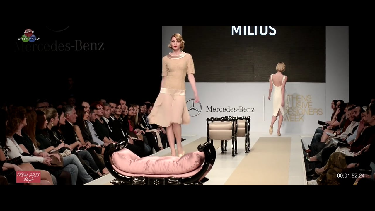 Athens Xclusive Designers Week Fall Winter 2013 highlights