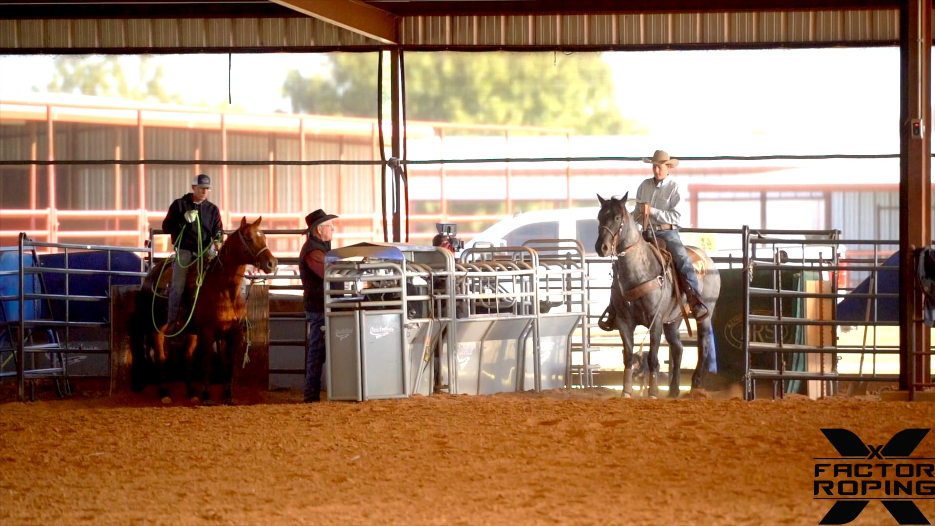 OTT Roping on Young Horses with Tate Kirchenschlager