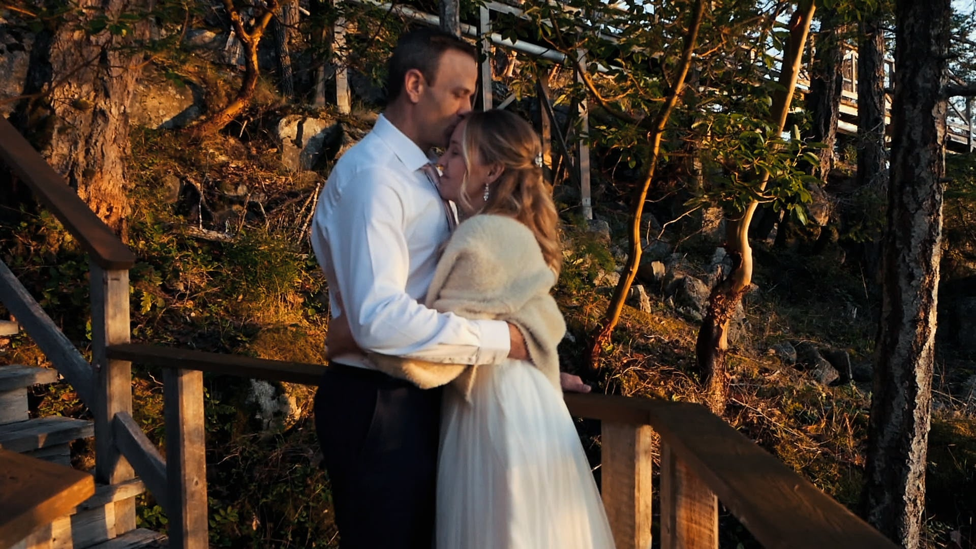 Kal and Lindsay Wedding
