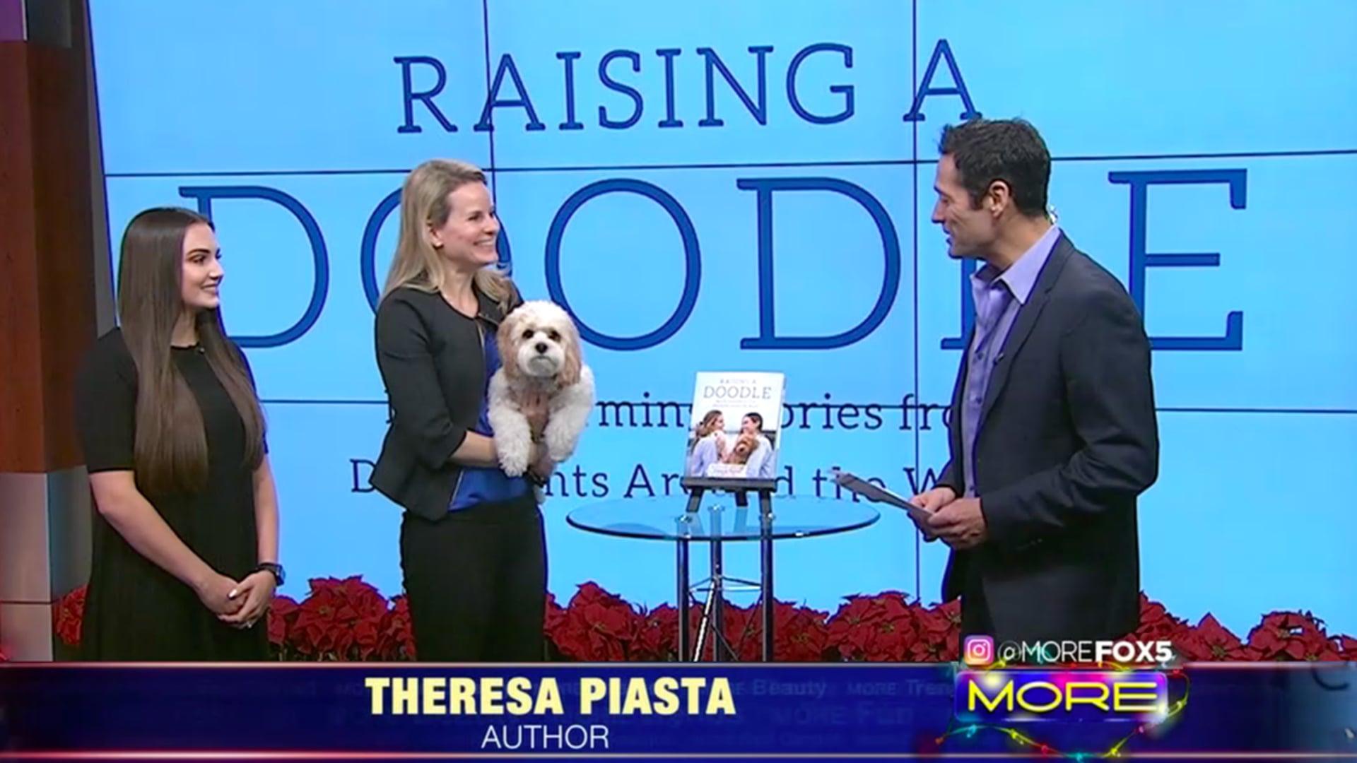 Theresa Piasta on FOX5 MORE Show – Las Vegas, NV on Dec 04, 2019