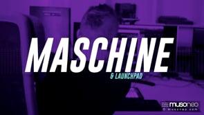 Launchpad jako sterownik DAW dla Maschine