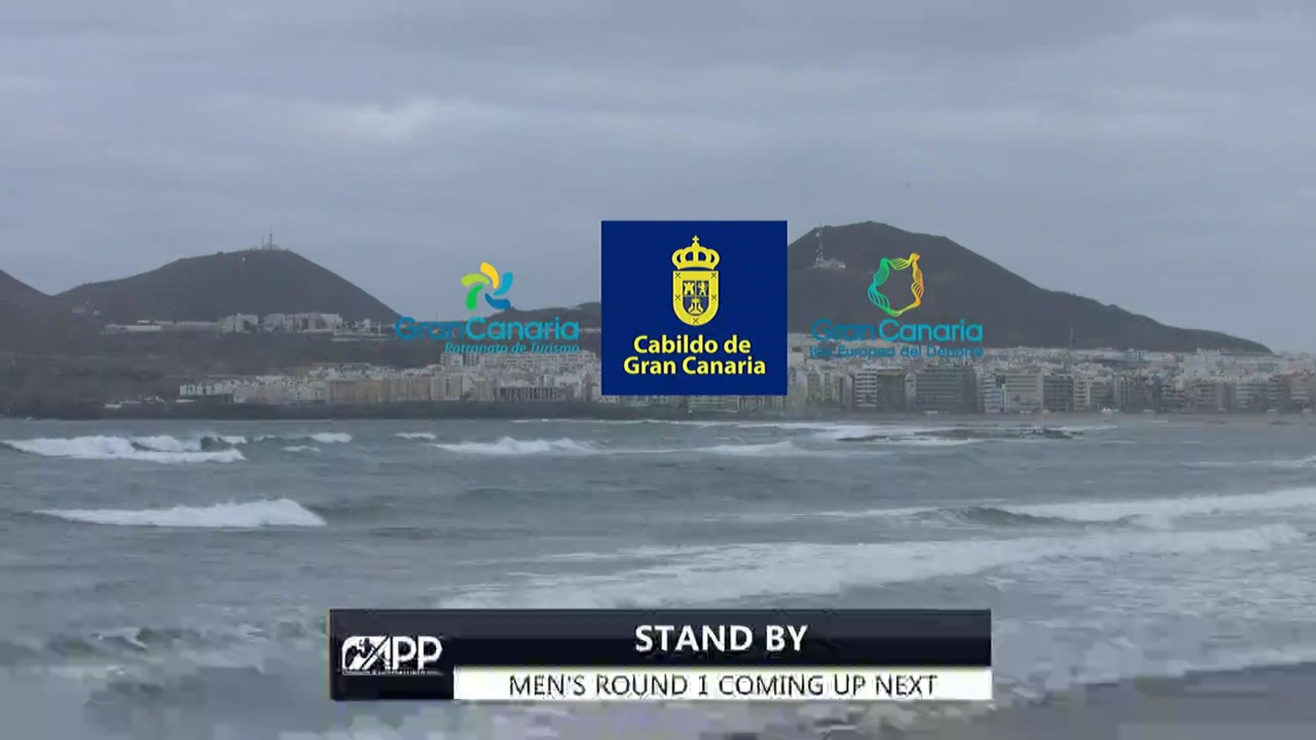 Gran Canaria Pro Am 2019 Day 2 Live Webcast