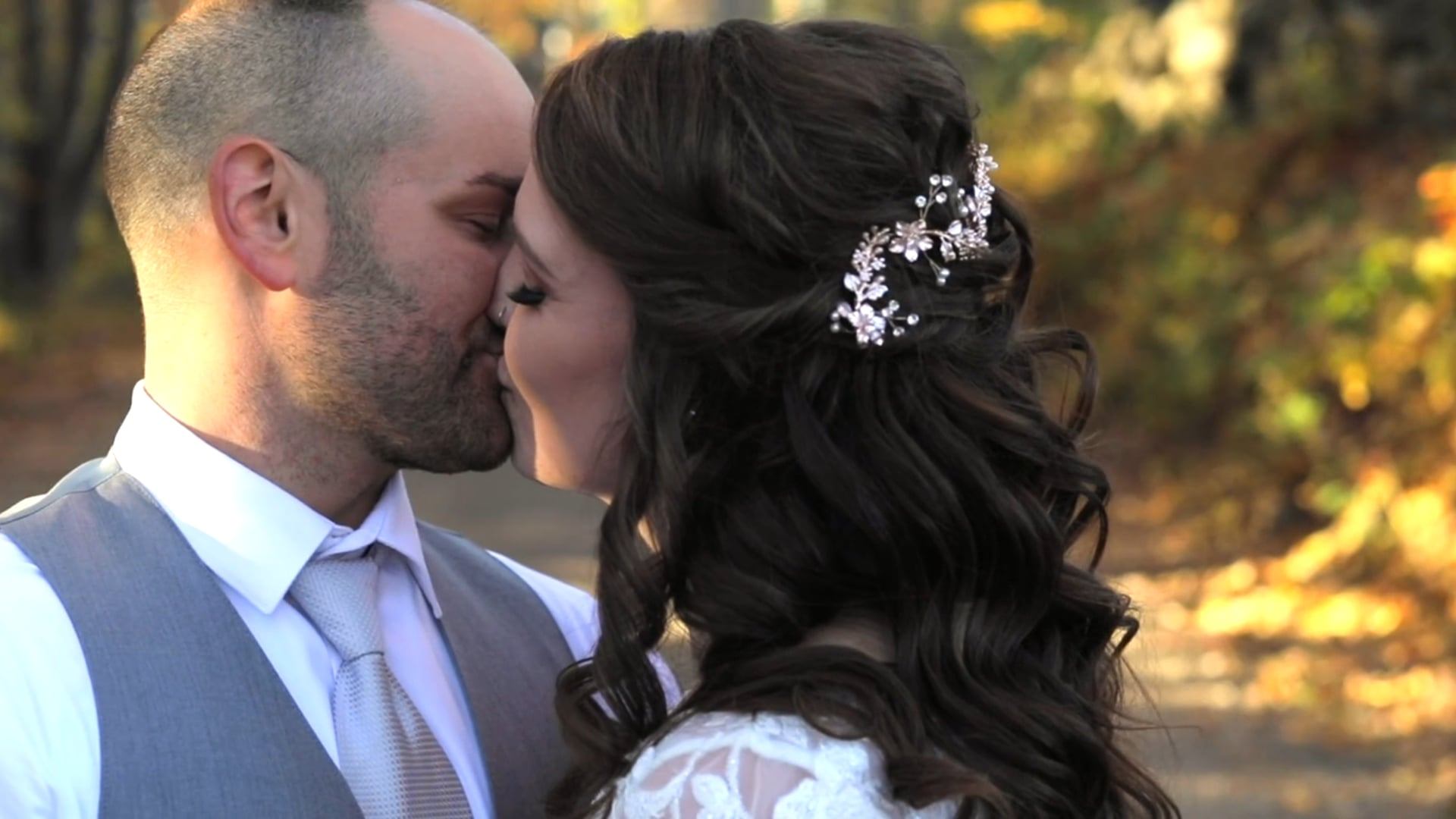 Nicole & Mitch | Andover Barn Wedding