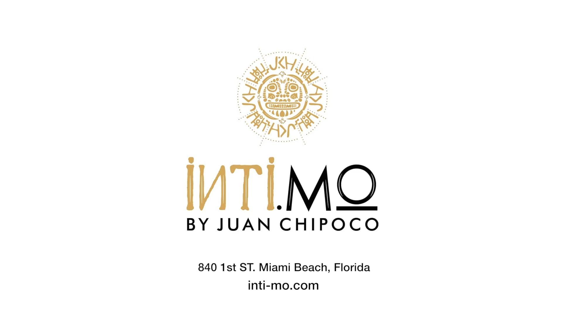 Intimo by Juan Chipoco